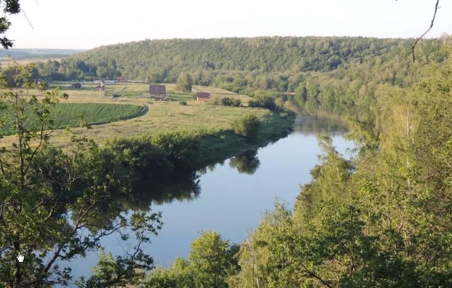 Сах. Завод и Лески река Дон
