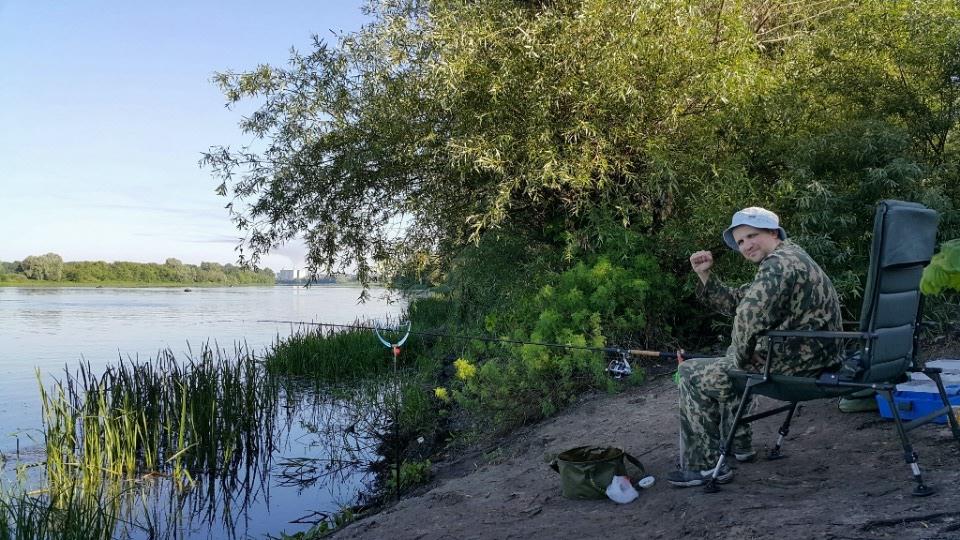 Рыбалка на Дону в Лисках