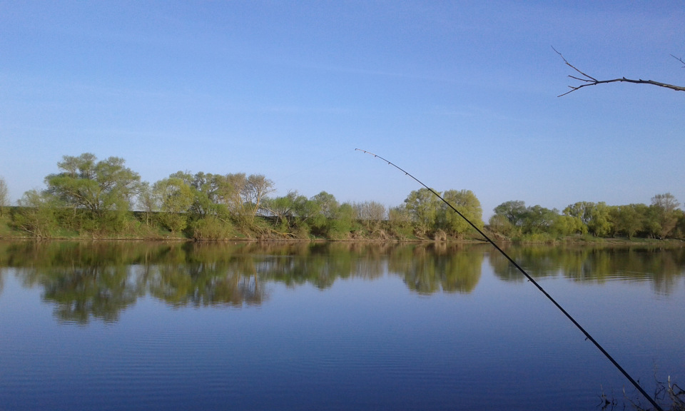 Рыбалка на Дону п. Шилово