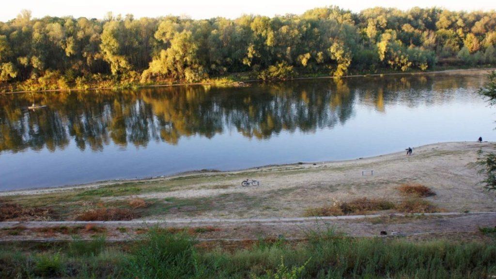 Рыбалка на Дону у деревни Медовка