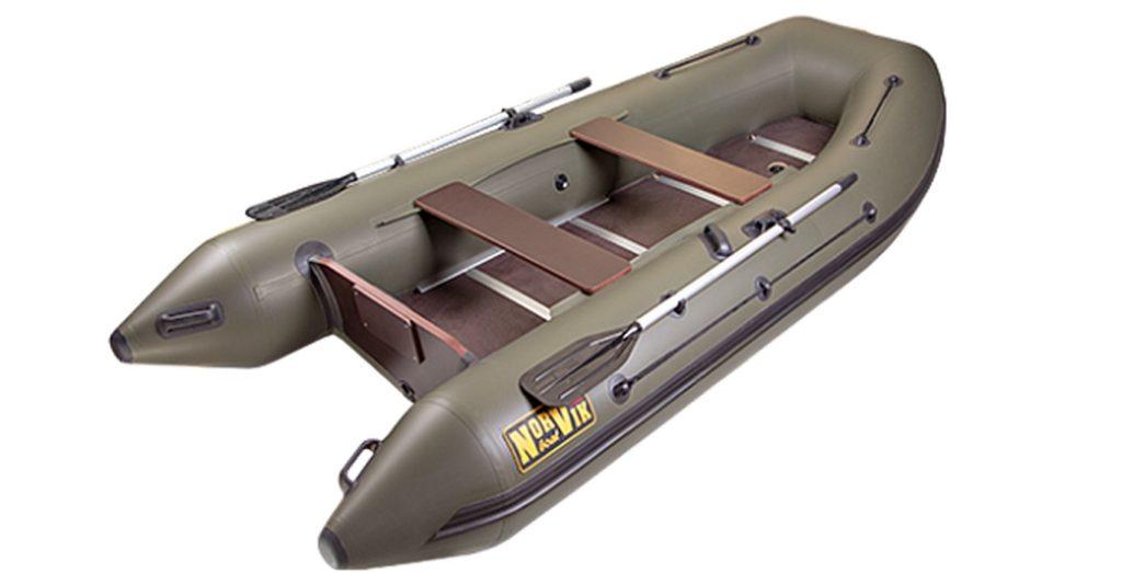 Лодки Норвик