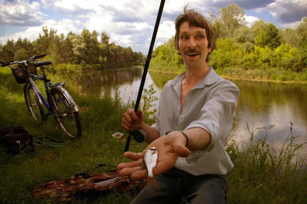 Начинающий рыбак