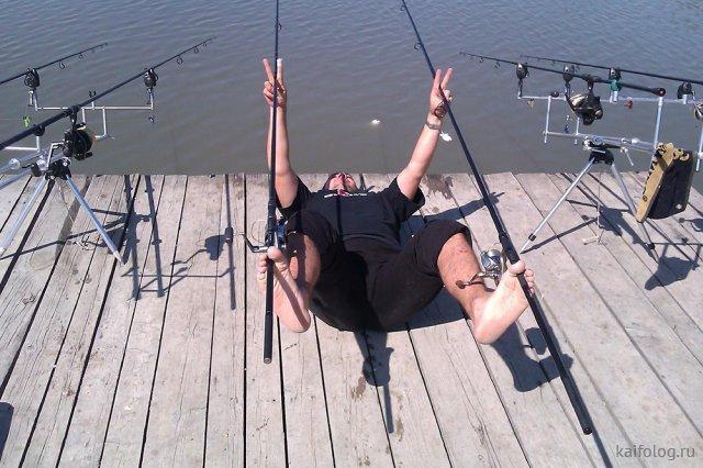 Рыбак-ниндзя