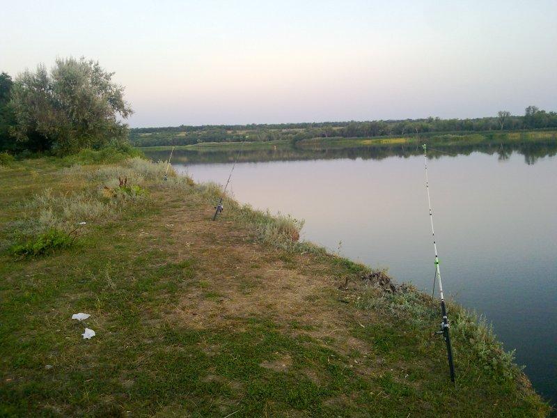 Рыбалка в Константиновске