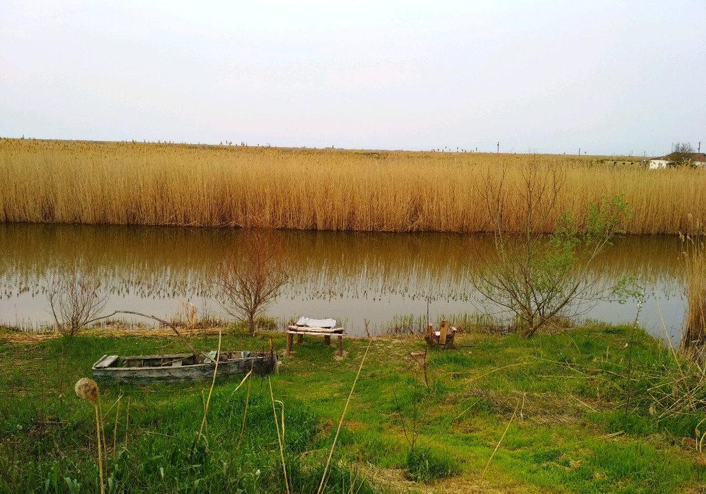 Рыбалка в Курчанском лимане Темрюкского района