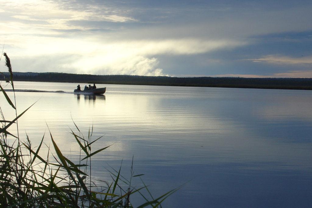 Аятское озеро – водохранилище