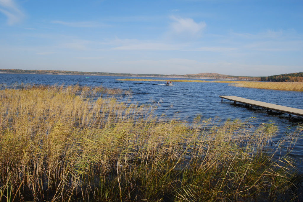 Озеро багаряк