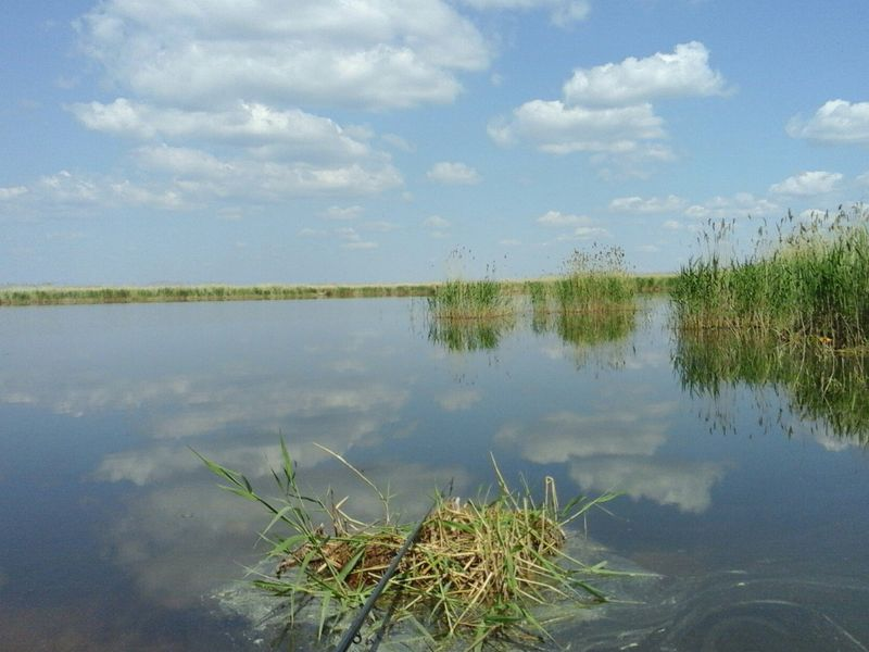 Озеро Актуль