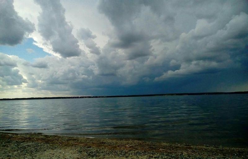 Озеро Кумкуль