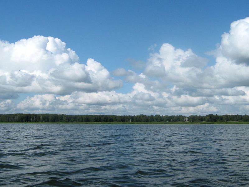 Озеро Сагишты