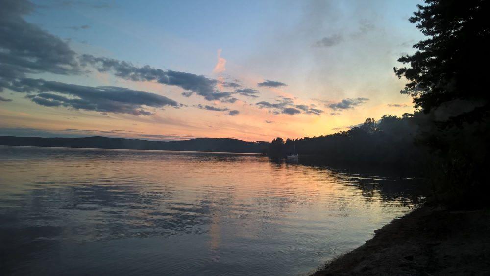 Озеро Сунгуль