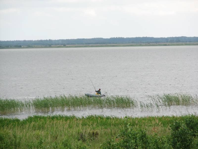 Озеро Тирикуль