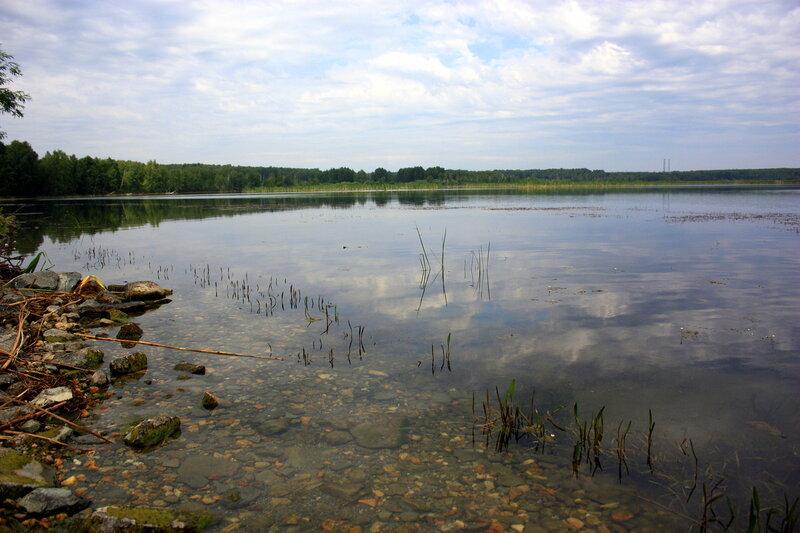 Озеро Улагач