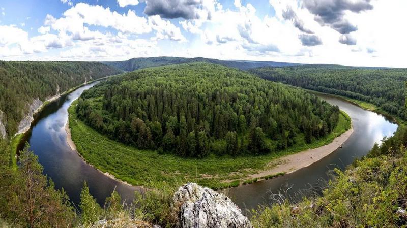 Река Чусовая - Рыбалка в Пермском крае