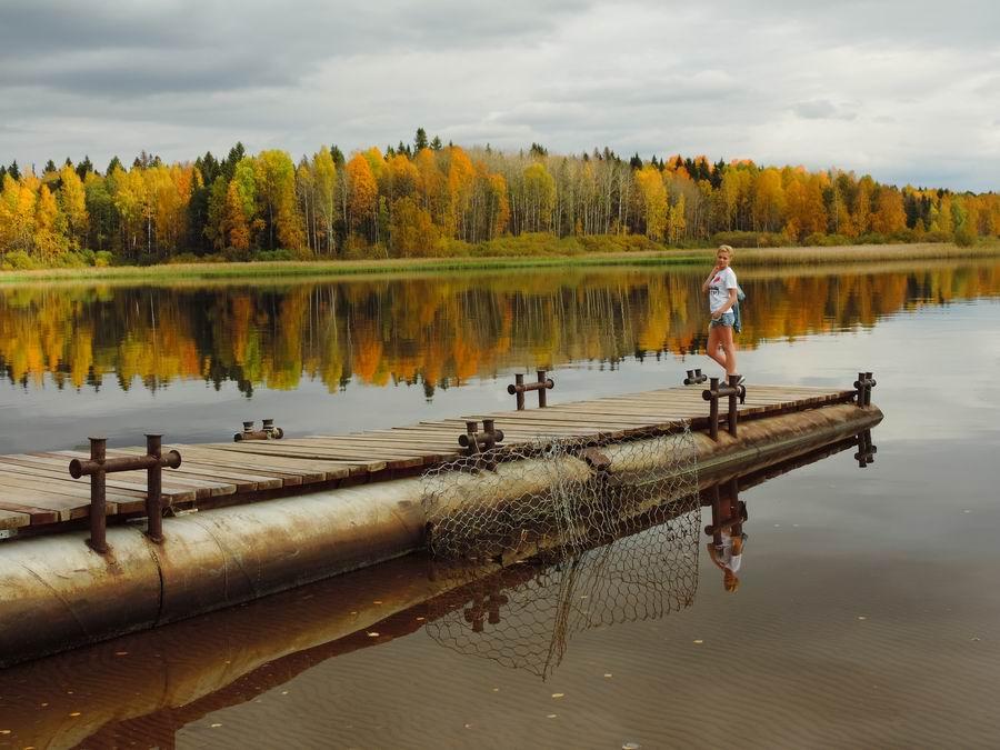 Ерковка XXI век - Рыбалка в Пермском крае