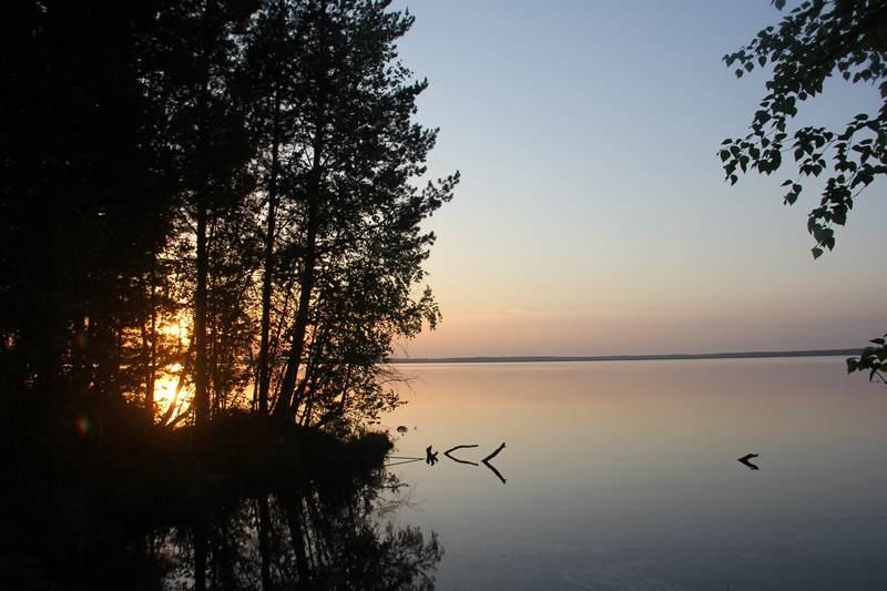 Озеро Адово - Рыбалка в Пермском крае