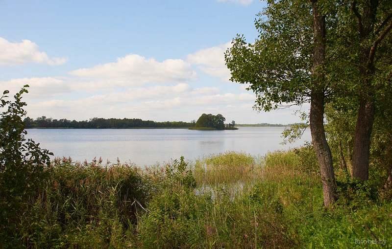 Озеро Березовское Рыбалка в Пермском крае