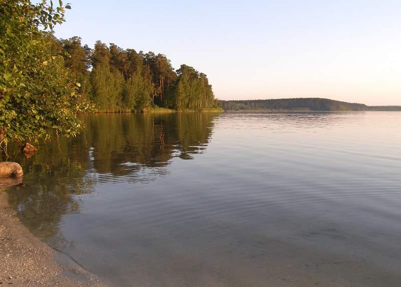 Озеро Чусовское - Рыбалка в Пермском крае