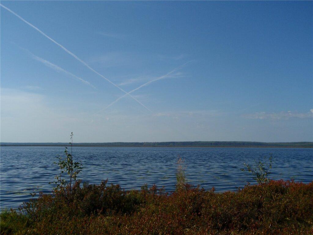 Озеро Дикое - Рыбалка в Пермском крае