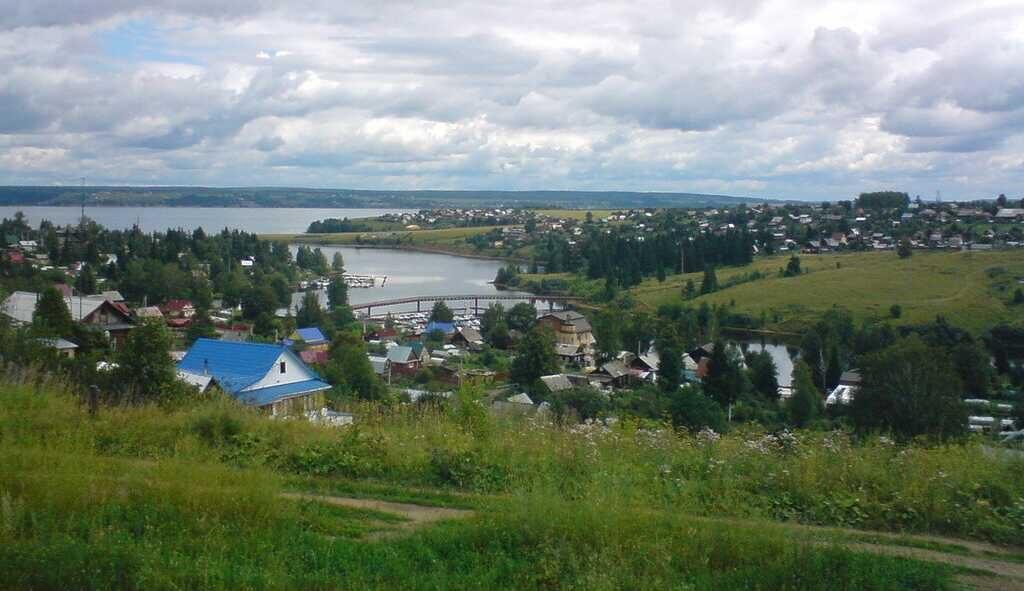 Речка Васильевка - Рыбалка в Пермском крае