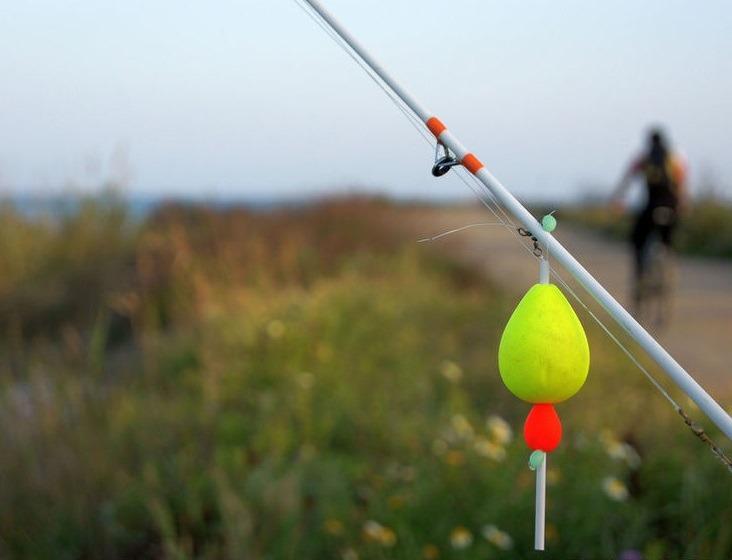 Оснастка удилища при ловле голавля